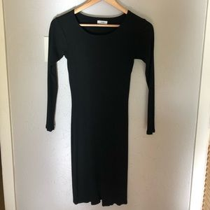Storq ribbed maternity dress size 2